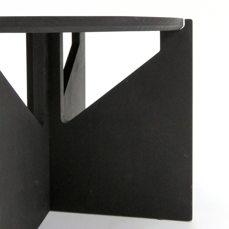 Kristina Dam Side Tables In Excellent Condition For Sale In Los Angeles, CA