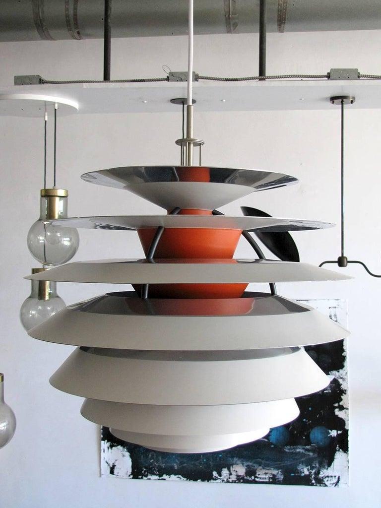 Danish Poul Henningsen Kontrast Lamp For Sale