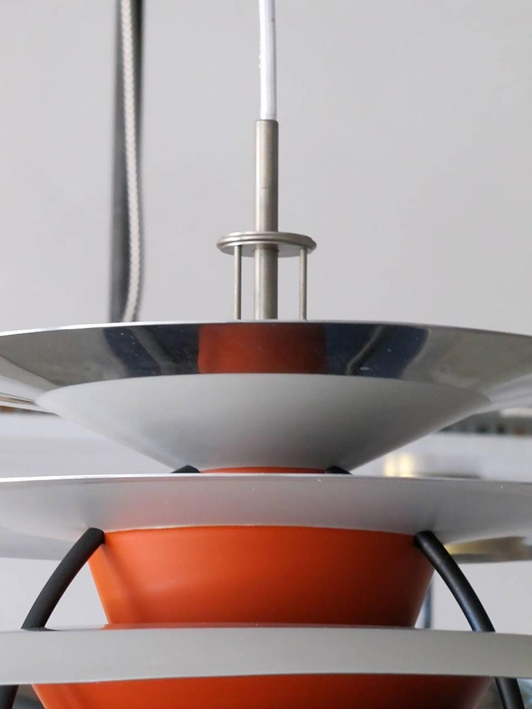 Poul Henningsen Kontrast Lamp In Good Condition For Sale In Los Angeles, CA