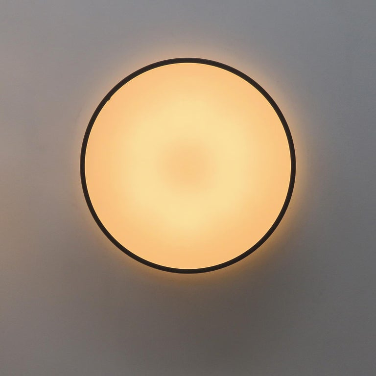 Late 20th Century Lyfa Flush Mount Lights, 1972 For Sale
