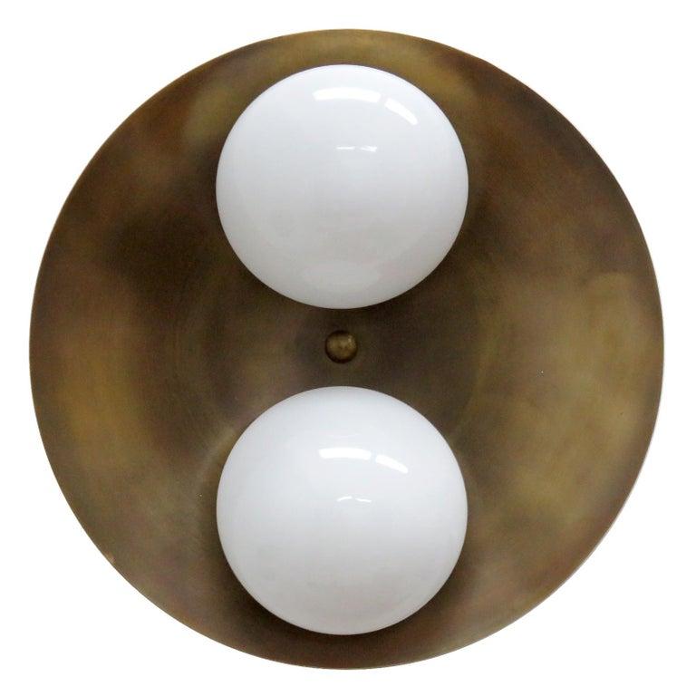 "Flush Mount Light ""Binova"" by Gallery L7 For Sale"