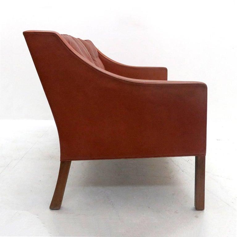 Børge Mogensen Model #2208 Two-Seat Sofa 3