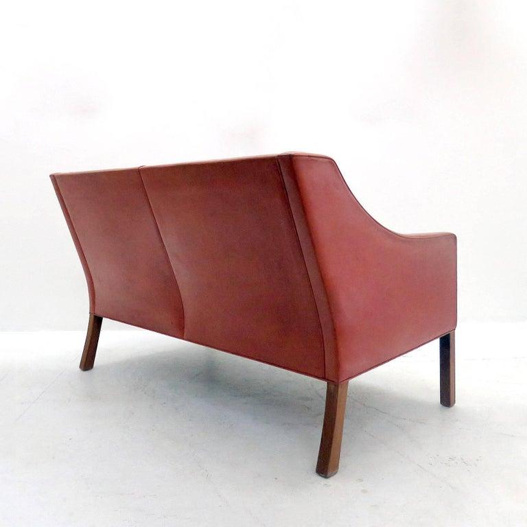 Børge Mogensen Model #2208 Two-Seat Sofa 4