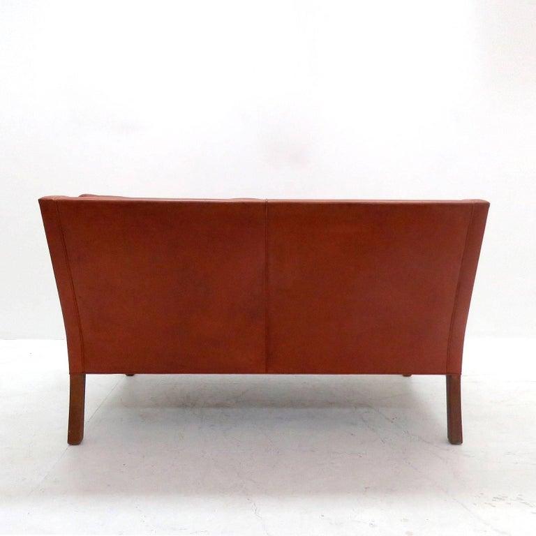 Børge Mogensen Model #2208 Two-Seat Sofa 5