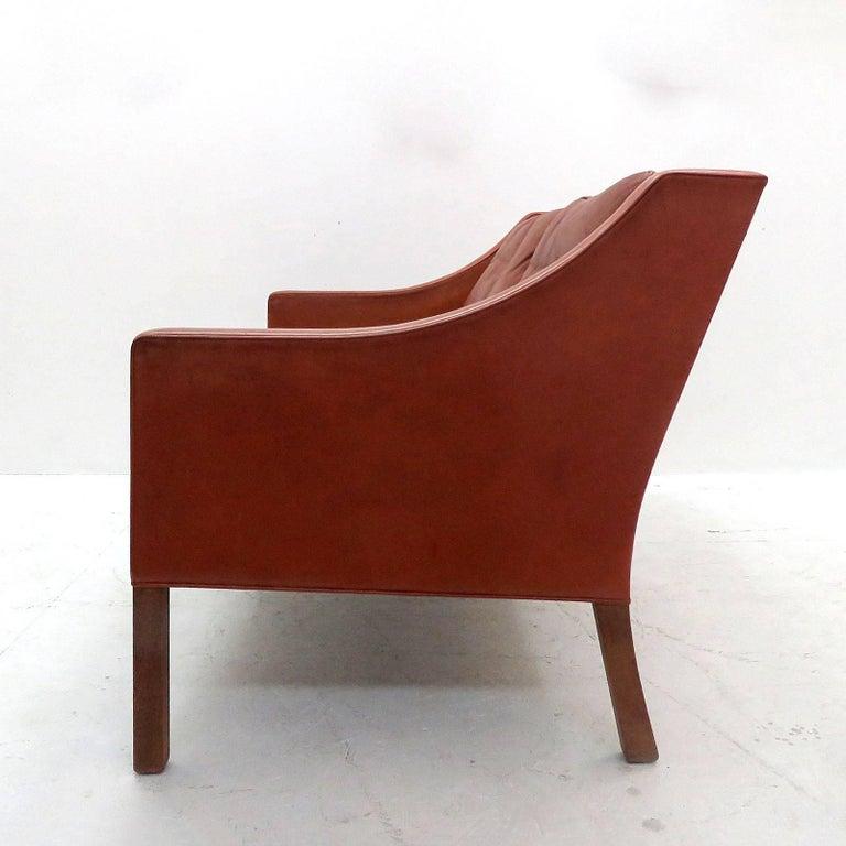 Børge Mogensen Model #2208 Two-Seat Sofa 7