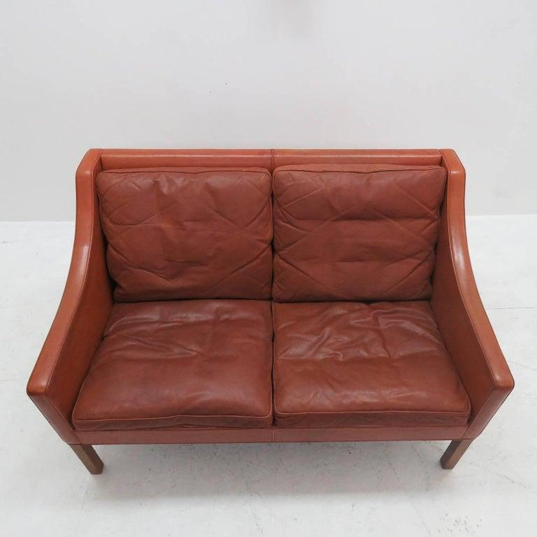 Børge Mogensen Model #2208 Two-Seat Sofa 8
