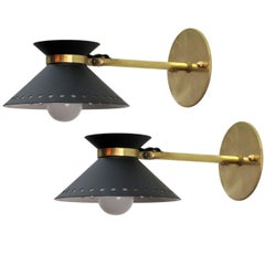 Pair of Arlus Wall Lights