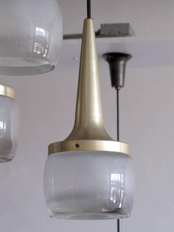 Anodized Large Staff Pendant Lights For Sale