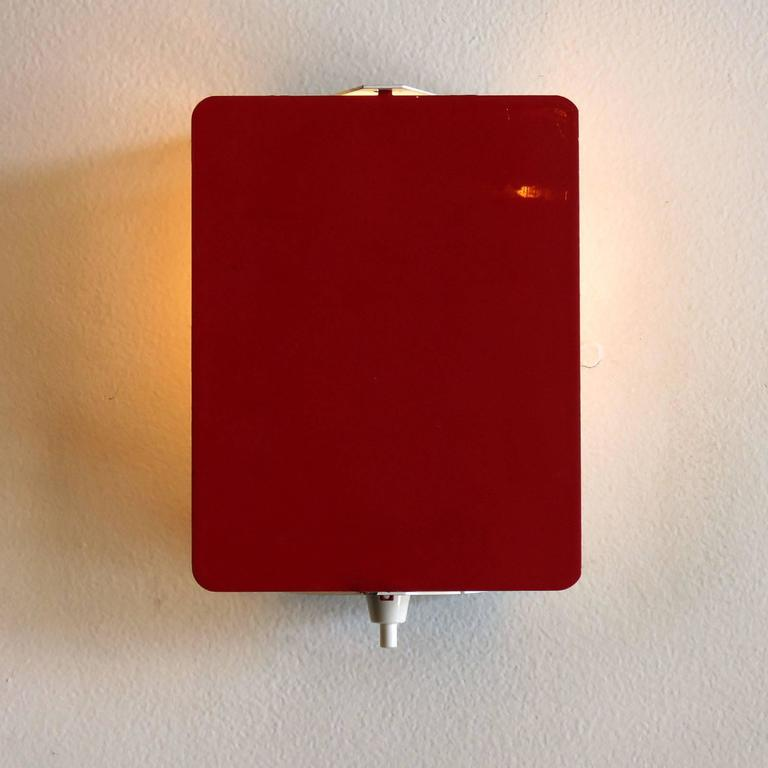 CP-1 Wall Lights by Charlotte Perriand For Sale 1