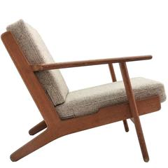 Hans J. Wegner GE 290 Lounge Chair