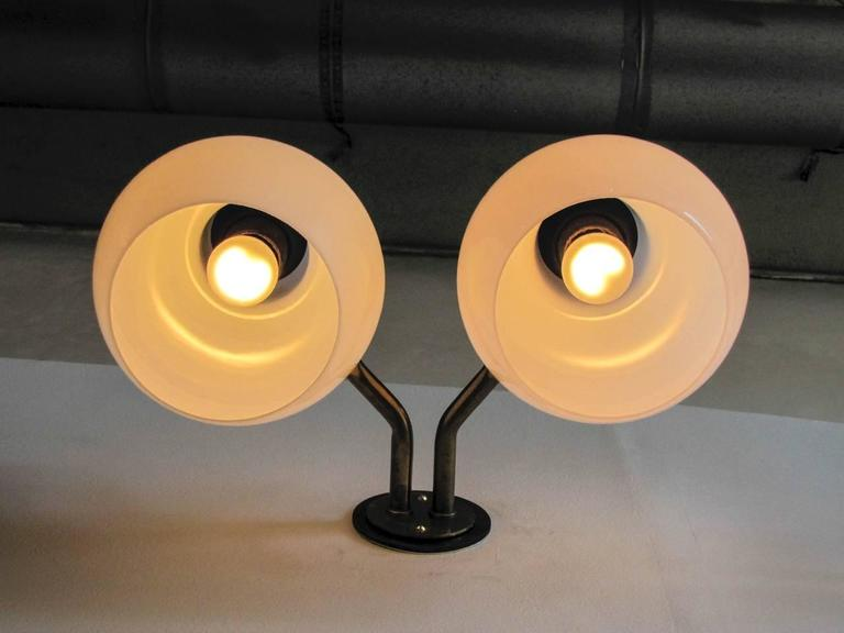 Pair of Vilhelm Lauritzen Double Wall Lights 10