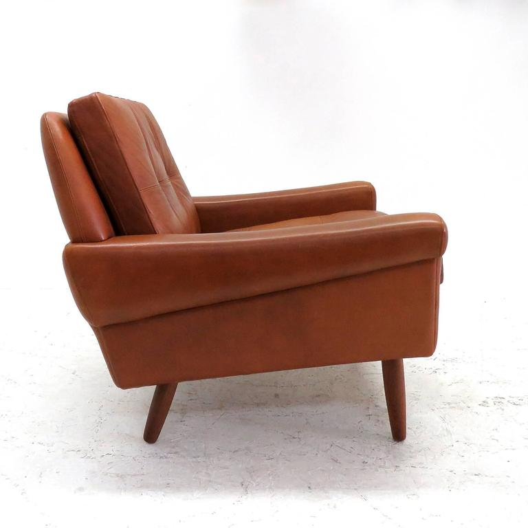 Svend Skipper Lounge Chair For Sale At 1stdibs
