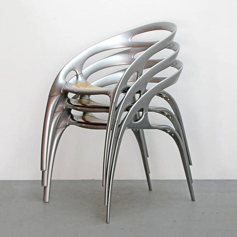 Go Chairs By Ross Lovegrove For Sale At 1stdibs