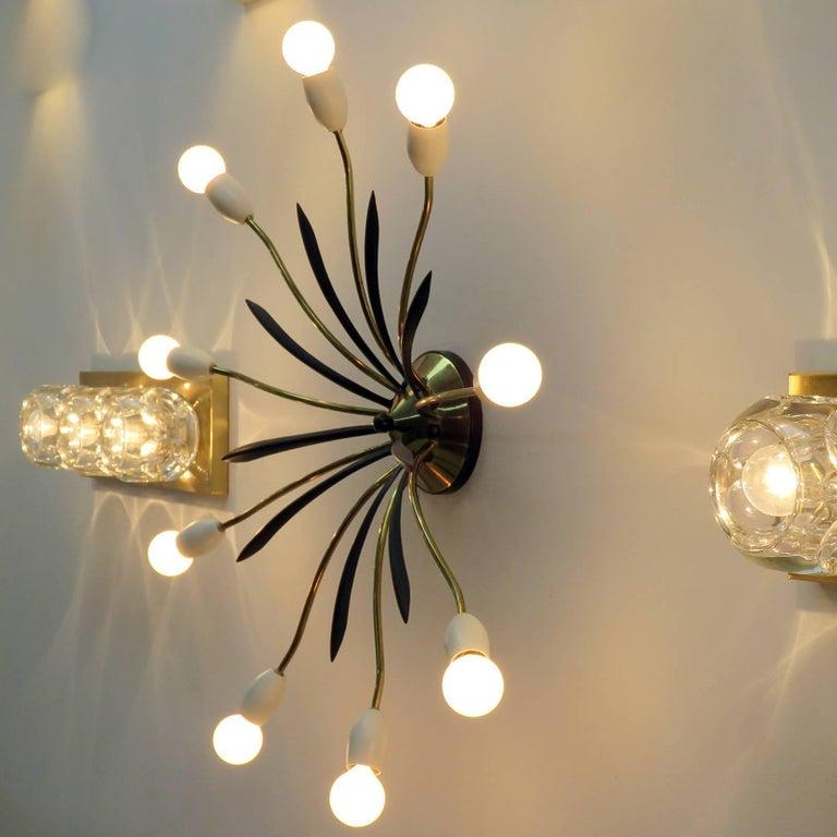 Nine-Arm Sputnik Light 9