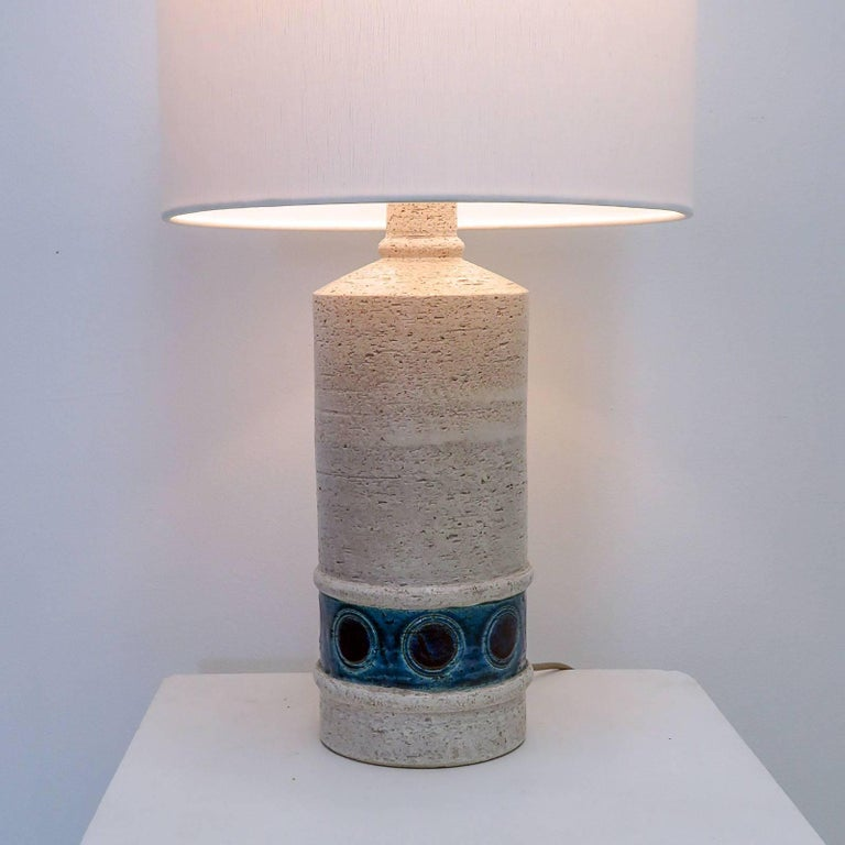 Pair of Bitossi Table Lamps for Bergboms 3