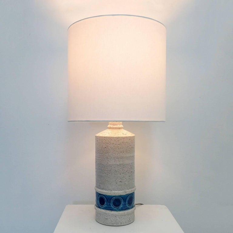 Pair of Bitossi Table Lamps for Bergboms 2