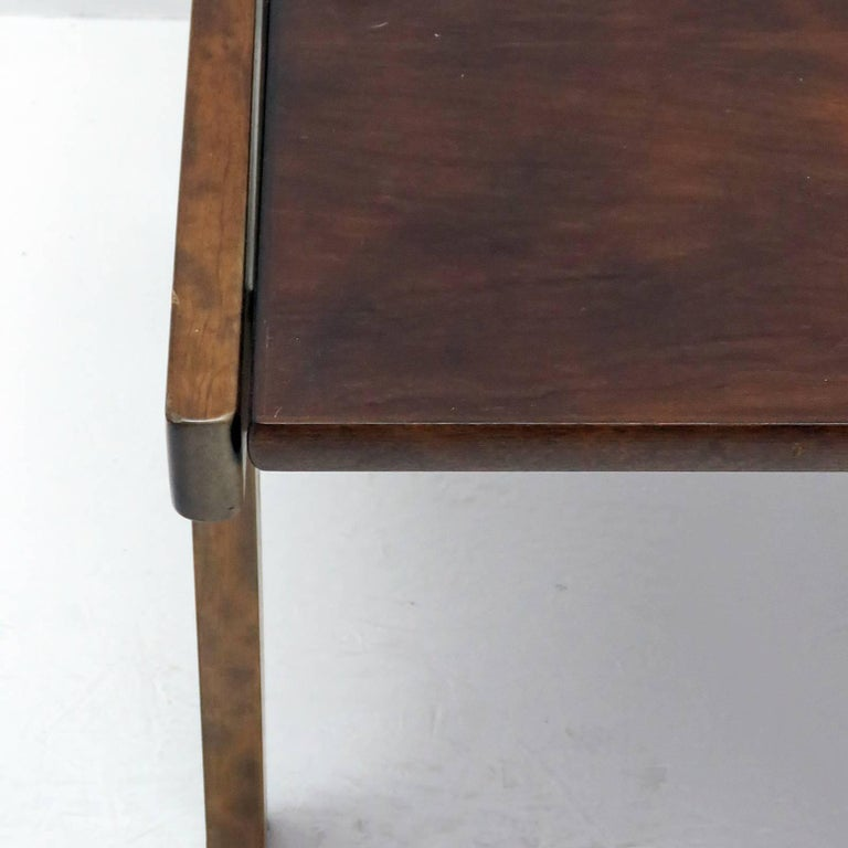 Mid-20th Century Coffee Table by Torbjørn Afdal for Bruksbo, Norway, 1960 For Sale