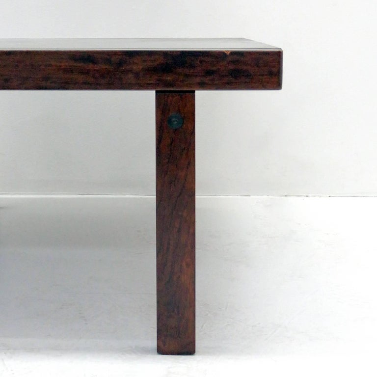 Coffee Table by Torbjørn Afdal for Bruksbo, Norway, 1960 For Sale 1