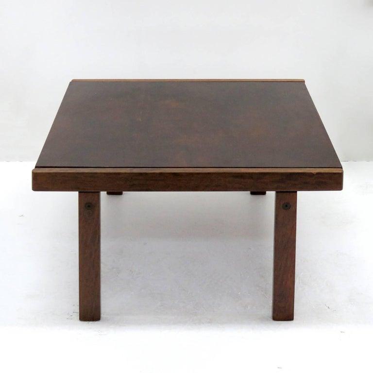 Coffee Table by Torbjørn Afdal for Bruksbo, Norway, 1960 5