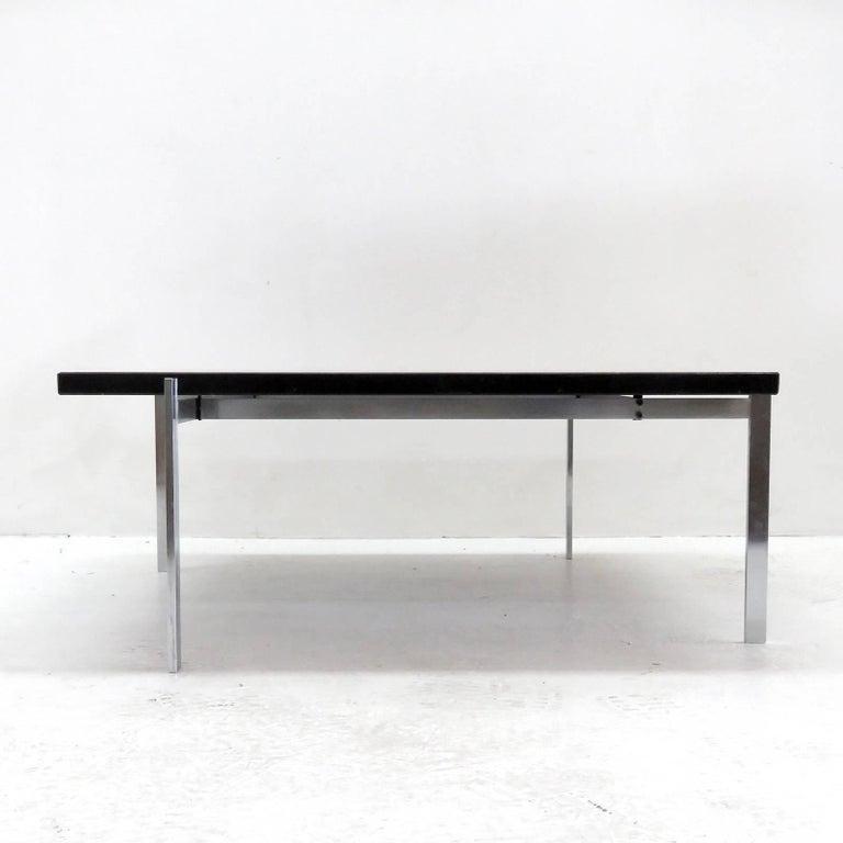 Danish Poul Kjaerholm PK61 for E. Kold Christensen Coffee Table For Sale