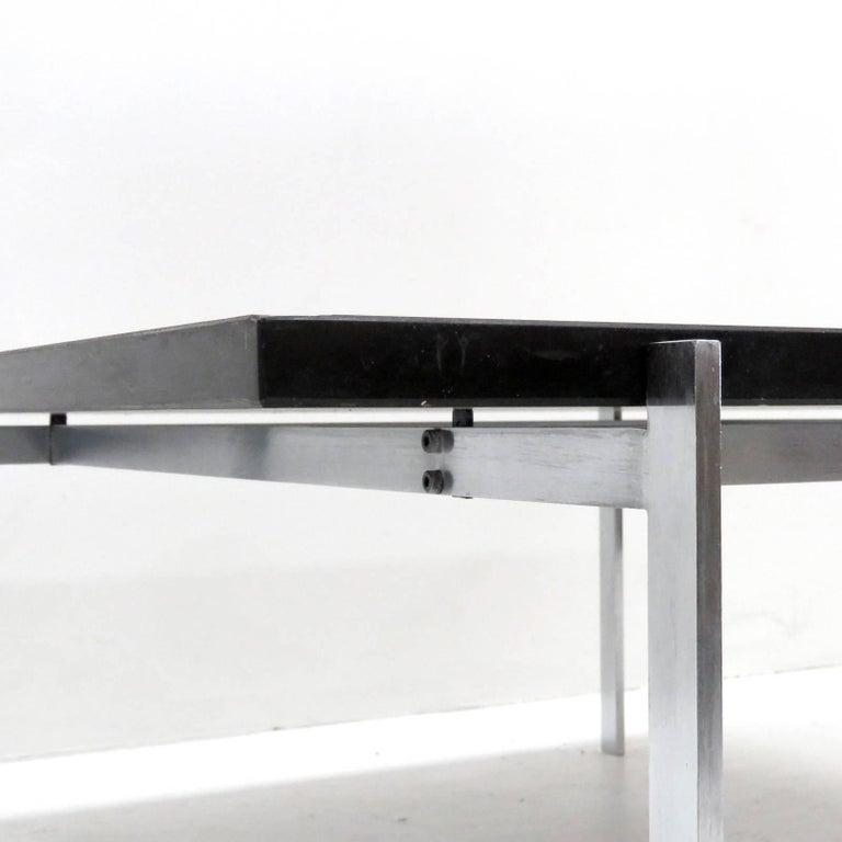 Mid-20th Century Poul Kjaerholm PK61 for E. Kold Christensen Coffee Table For Sale