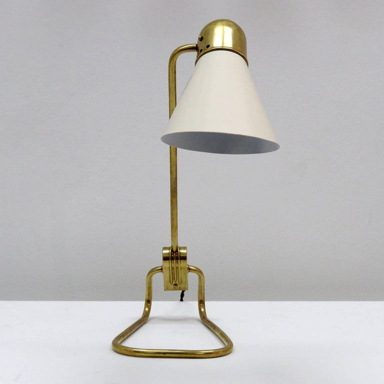 French Table Lamp for Jumo 4