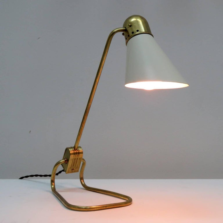 French Table Lamp for Jumo 10
