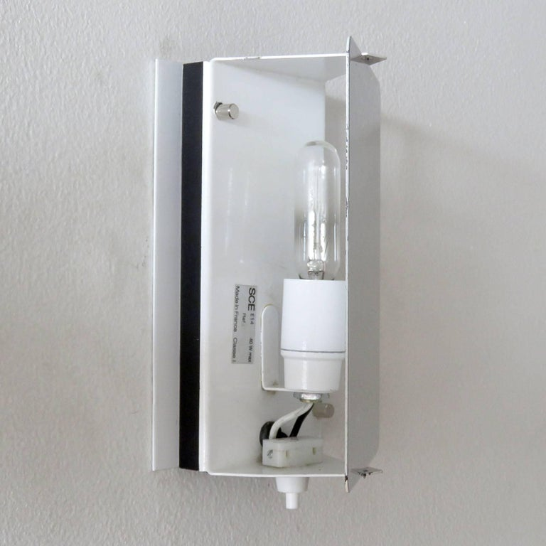 Mid-20th Century CP-1 Wall Lights by Charlotte Perriand For Sale
