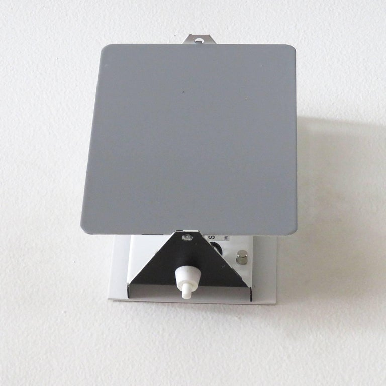 Enameled CP-1 Wall Lights by Charlotte Perriand For Sale