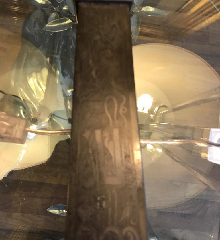 Italian Nero Antico Marble Grand Tour Obelisk For Sale 13