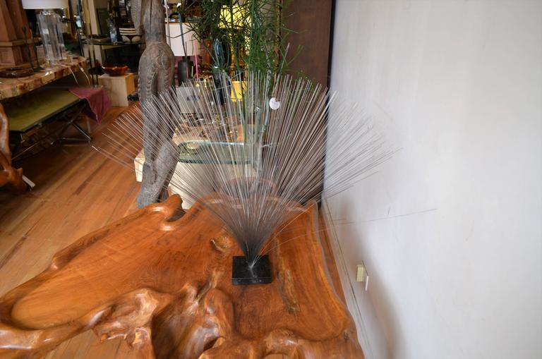 Late 20th Century  Spray Sculpture Attributed to Harry Bertoia For Sale