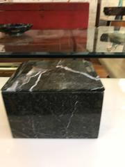 Large Scale Italian Marble Box