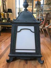 Exceptional Chinoiserie Pagoda Style Hanging Lantern
