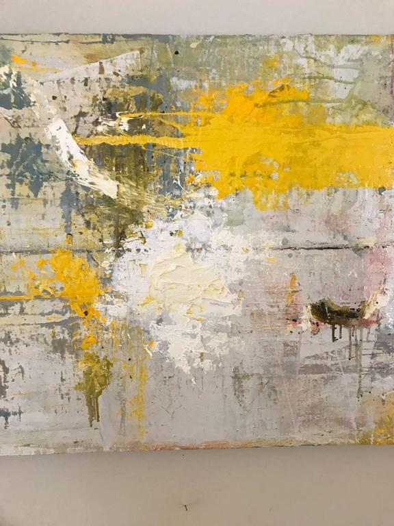 American Abstract Oil Painting For Sale