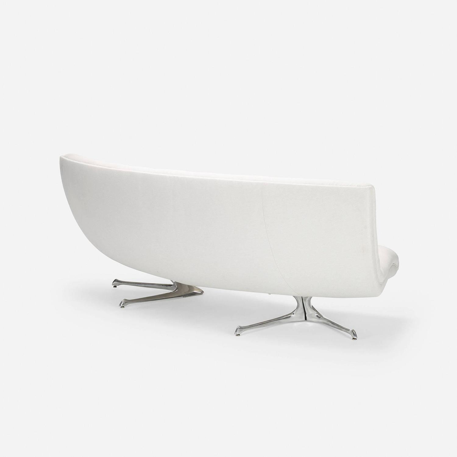 Unicorn Sofa By Vladimir Kagan For Vladimir Kagan Designs