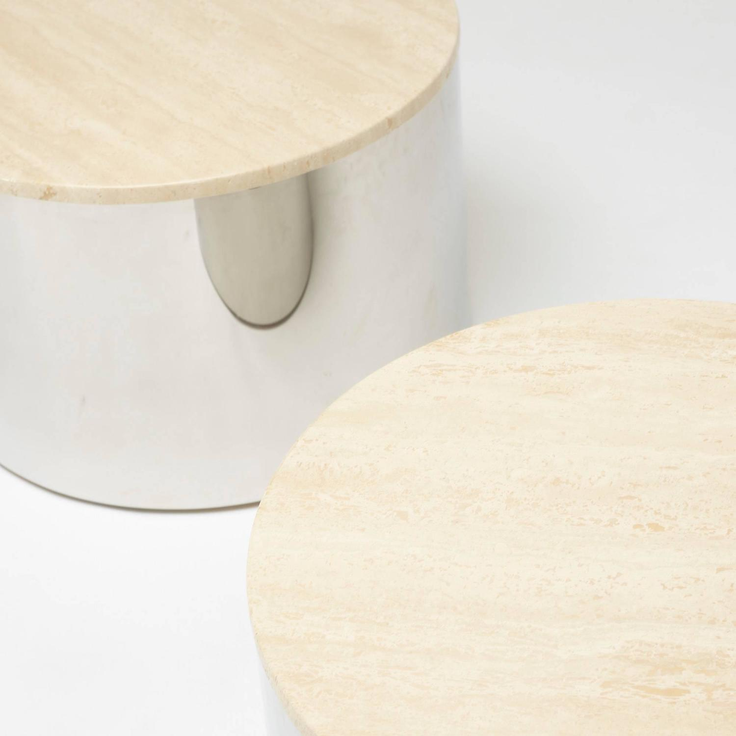 Occasional Tables Pair By Curtis Jer 233 For Artisan House