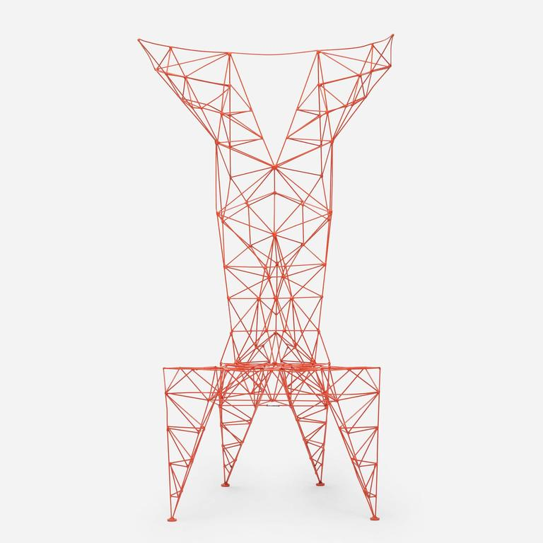 Pylon Chair By Tom Dixon For Cappellini At 1stdibs