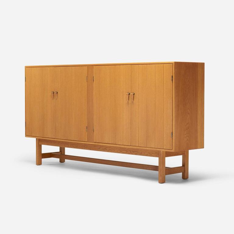 Cabinet by Kurt Østervig for H.C. Møbler For Sale at 1stdibs