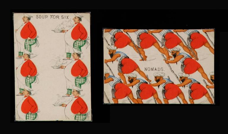Antique Playing Cards By Tiffany And Company Designed By