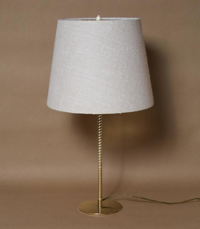 Paavo Tynell, Table Lamp, Model nr. 9205, Taito Oy For Sale 2