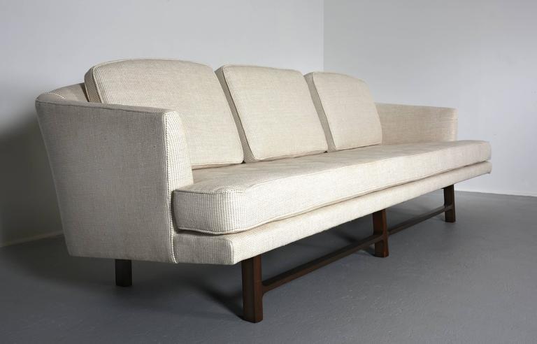 Mid-Century Modern Edward Wormley for Dunbar Sofa, Model 5604, 1956 For Sale