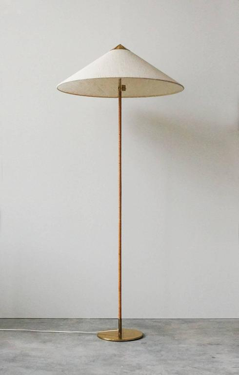 Paavo Tynell Floor Lamp Model 9602 1940s For Sale At 1stdibs