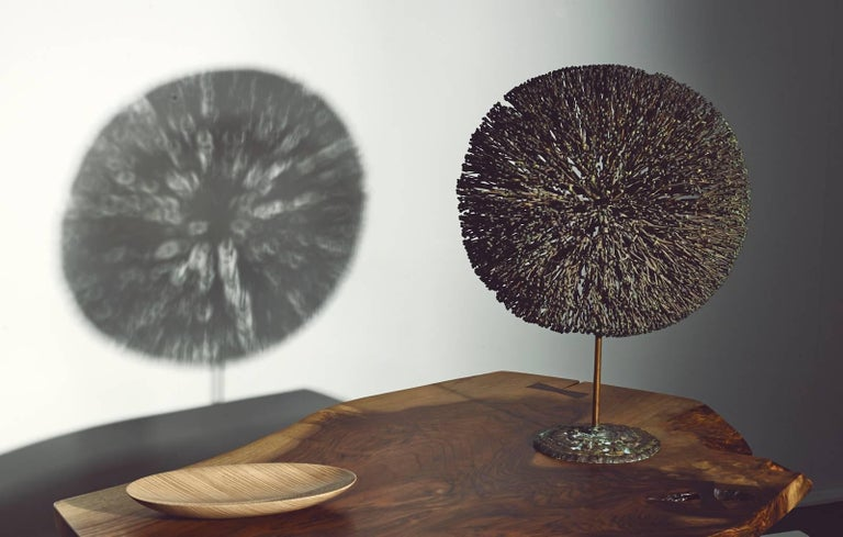 Mid-20th Century Harry Bertoia Bush Form, 1968 For Sale