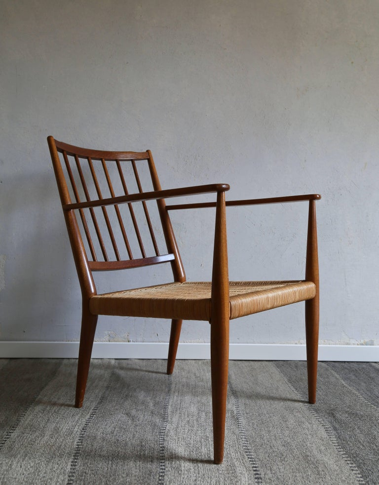 Josef Frank Armchair, 1950s For Sale 1