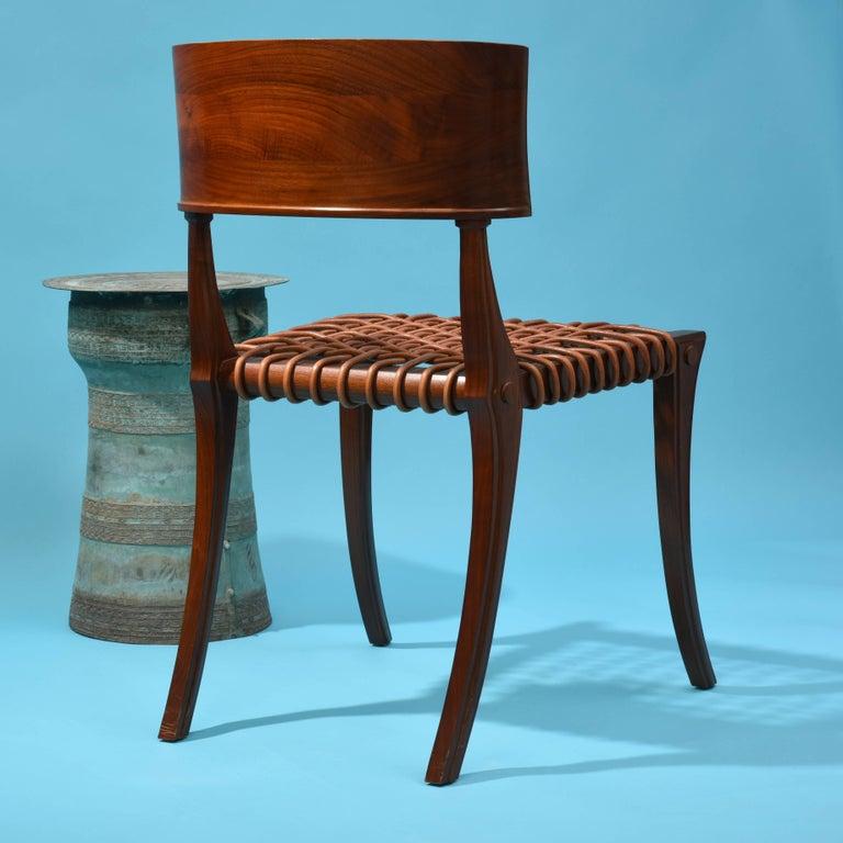 Modern Klismos Chair: Klismos Chair By T.H. Robsjohn-Gibbings For Sale At 1stdibs