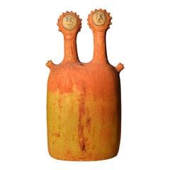 Orange Decorative Objects