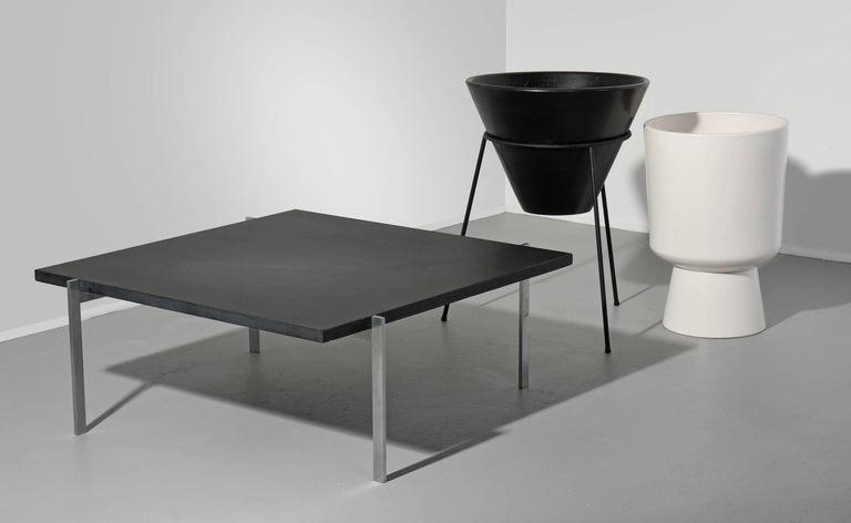 1950s Poul Kjærholm PK 61 Coffee Table for E. Kold Christensen, 1956 5