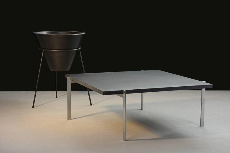 1950s Poul Kjærholm PK 61 Coffee Table for E. Kold Christensen, 1956 2