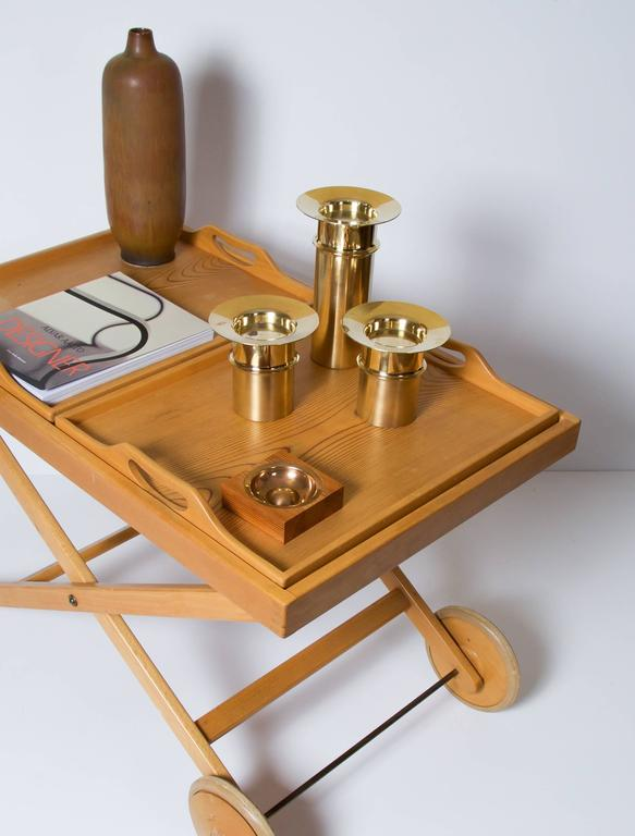 Bronze Tapio Wirkkala Desk Dish, Model TW 488