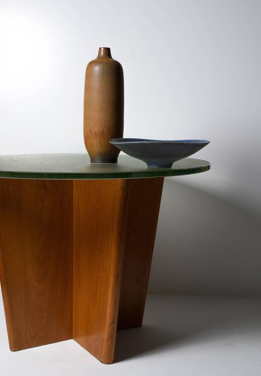 Swedish Greta Magnusson-Grossman, Sofa Table, Studio, Sweden, 1930s For Sale